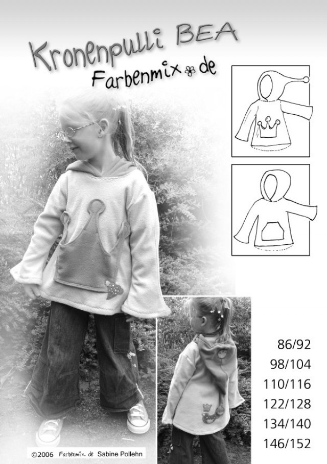 BEA - KIDS HOODIE SEWING PATTERN BY FARBENMIX.jpg