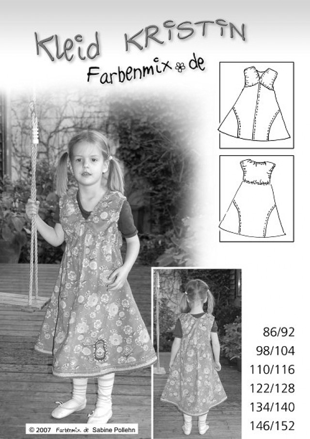 KRISTIN - KIDS DRESS SEWING PATTERN BY FARBENMIX.jpg