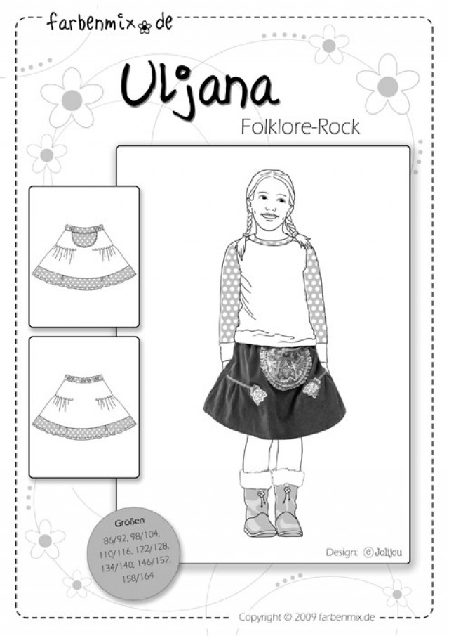 ULJANA - KIDS SKIRT SEWING PATTERN BY FARBENMIX.jpg