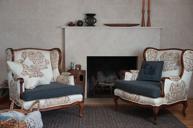 Décor sewing and upholstery