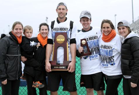 Princeton University 2012 NCAA National Champions