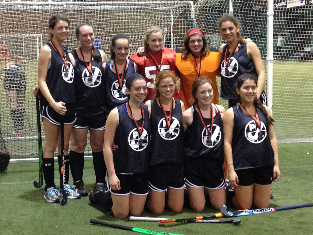 U16 Orange White Takes 2nd At Rapid Fire Tourney Princeton Field
