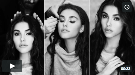 MADISON BEER FOR SHISEIDO -