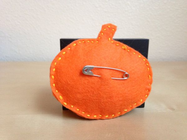 pin pumpkin