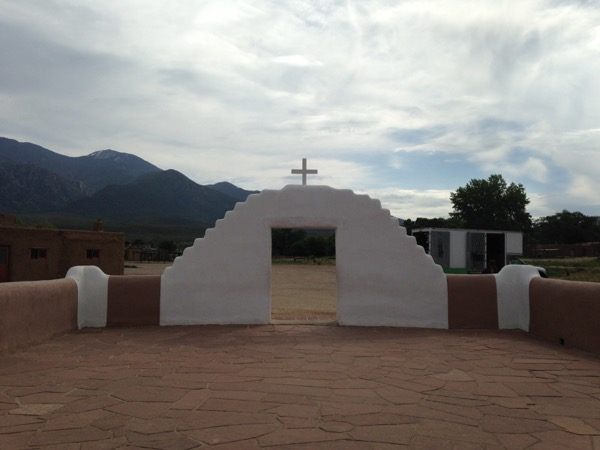 Taos Pueble Church