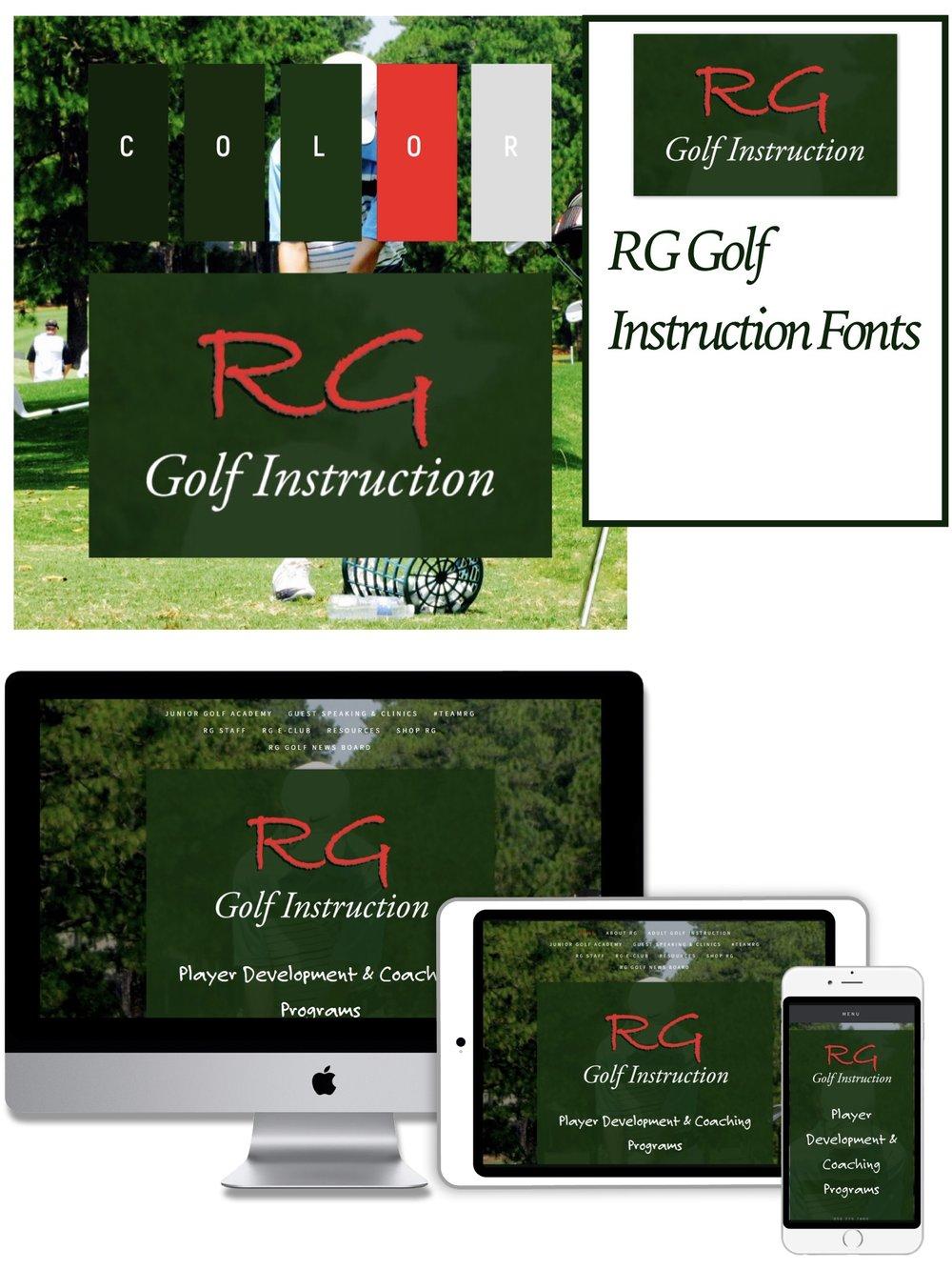 RGGOLFINSTRUCTION.COM