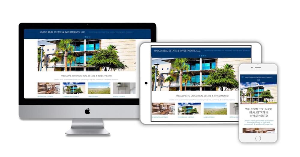 Copy of Real Estate Website