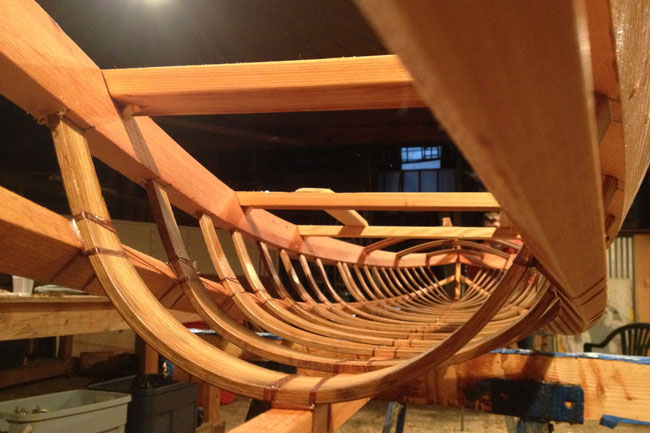 Bent Oak Kayak