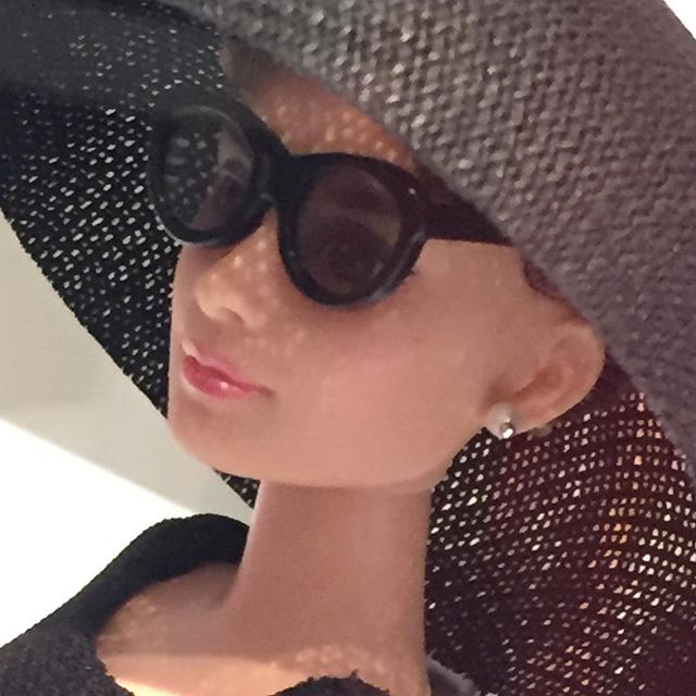 LOVED the Barbie show at The National Museum of Finland, Helsinki. Thanks for a wonderfully curated trip, Jo! . . . #barbie #exhibition #nationalmuseumoffinland #finland #helsinki #barbiedoll #doll #dolls #toy #glamour #shade #vintagebarbie #vintagetoys #vintagedolls