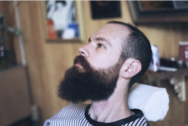 Medium To Long Beard Trim West Village Tonsorial