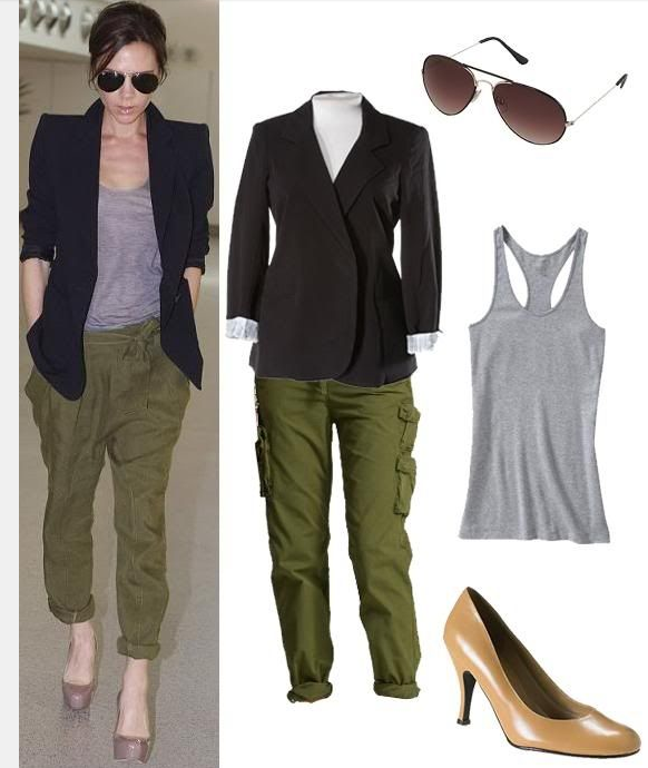 Similar items here: Pants / Jacket / Tank Top / Shades / Shoes