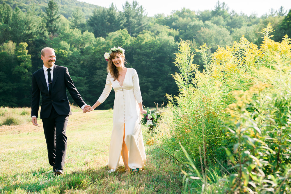 DIY Farm Wedding in the Hudson Valley