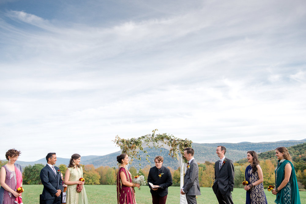 Punjabi Farm Wedding in the Catskills