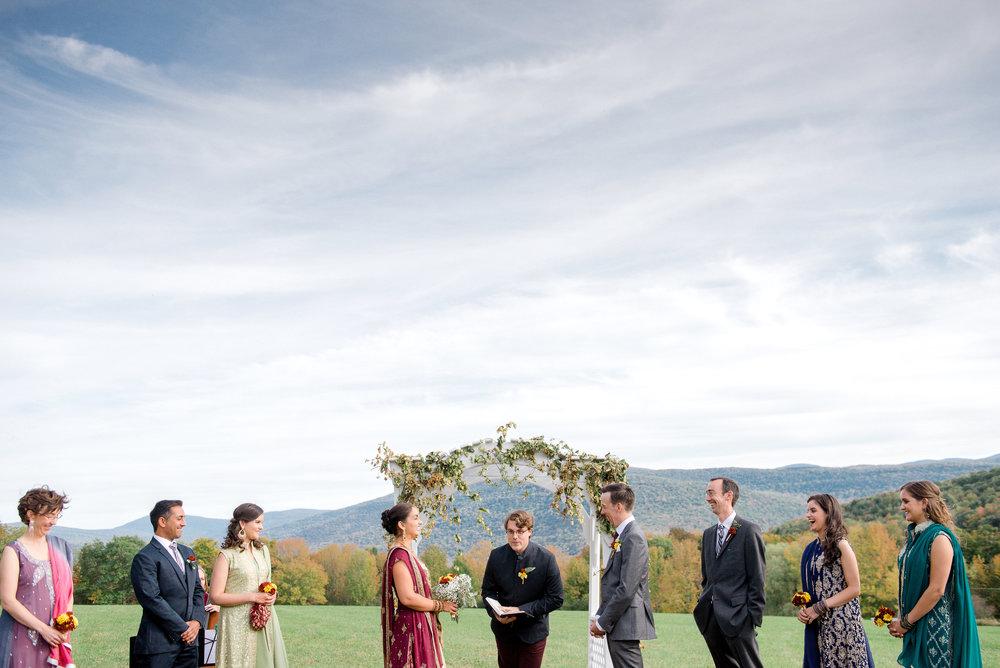 Punjabi Farm Wedding in the Catskills