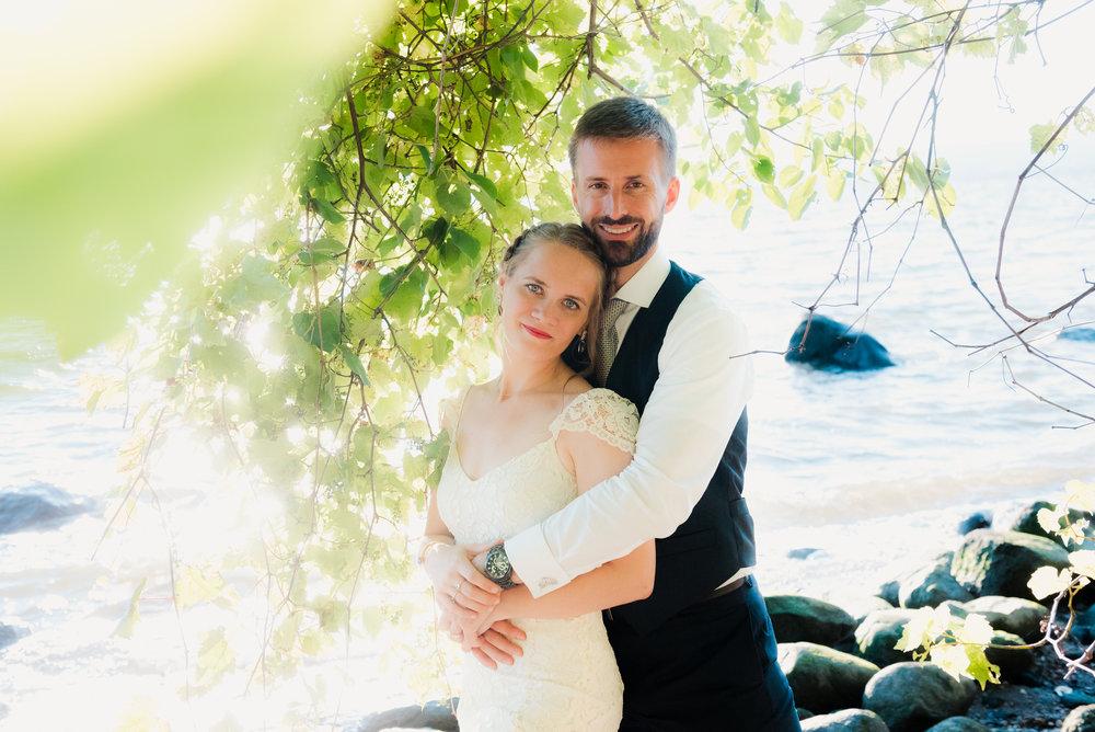 Croton-On-Hudson Summer Wedding