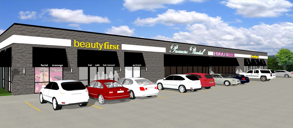 Design Beauty First Exterior Trb Architecture