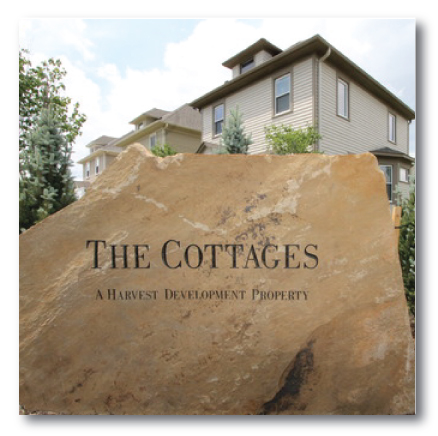 the cottages housing redevelopment