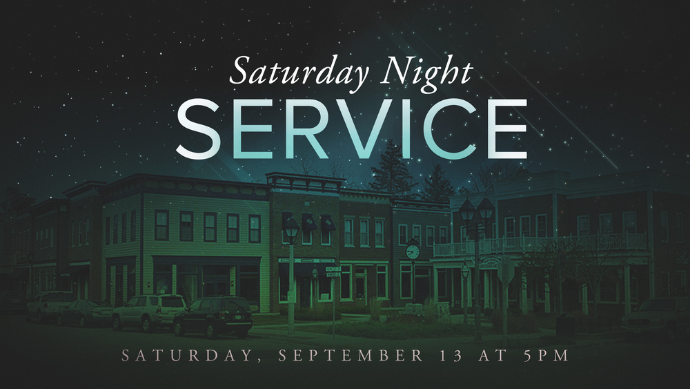 Saturday Night Service