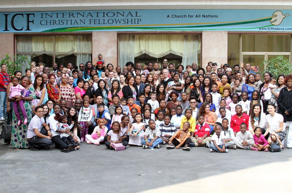 ICF - International Christian Fellowship in Padova, Italy