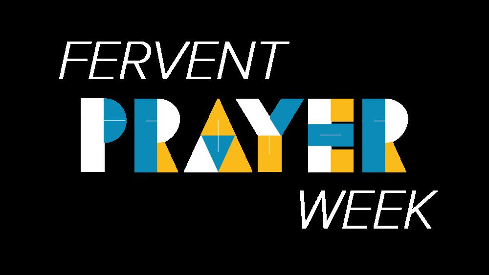 Fervent Prayer Logo