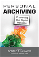 Timebox is included in the book  Personal Archiving .