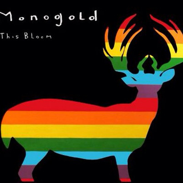 "Out today, Monogold's ""This Bloom""! The whole team here got a chance to work on this ep. #Monogold"