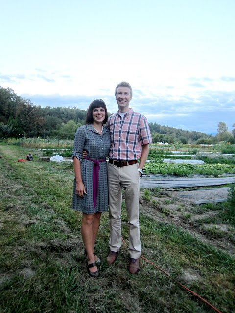 66b5e95806 Farm to Table Dinner with Matt Dillon — Finding the Extraordinary in ...