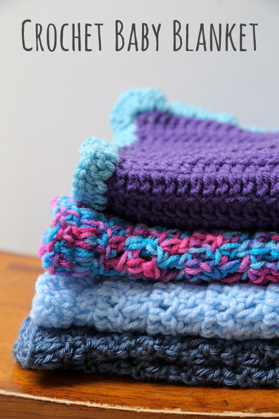 Crocheting Easy Baby Blanket : Crochet-Baby-Blanket-by-lisettewoltermckinley.com-for-@makeandtakes ...