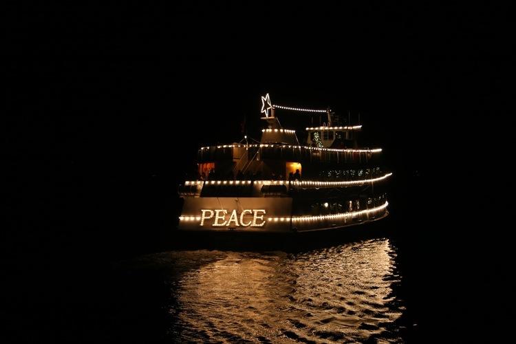 argosy christmas ships - Argosy Christmas Ships 2014