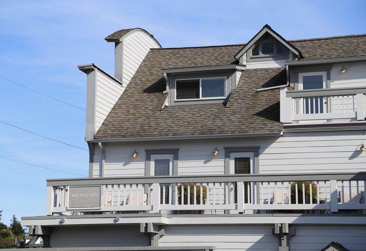 Bird Rock Hotel Friday Harbor Washington  Lisette Wolter-McKinley