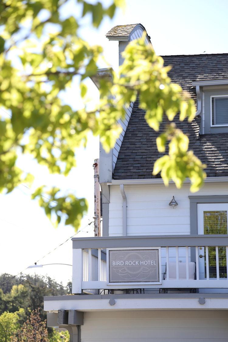 Bird Rock Hotel in Friday Harbor  Lisette Wolter-McKinley