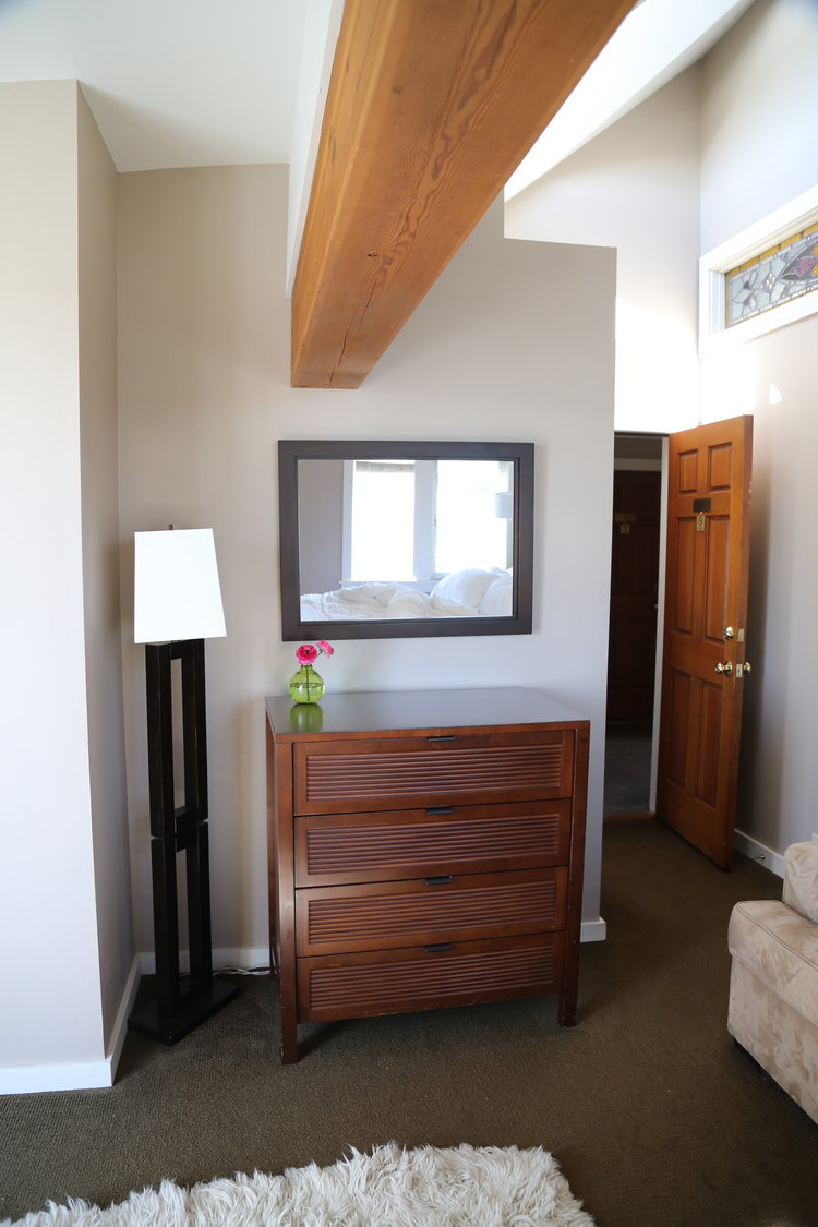 Suite at the Bird Rock Hotel San Juan Island  Lisette Wolter-McKinley