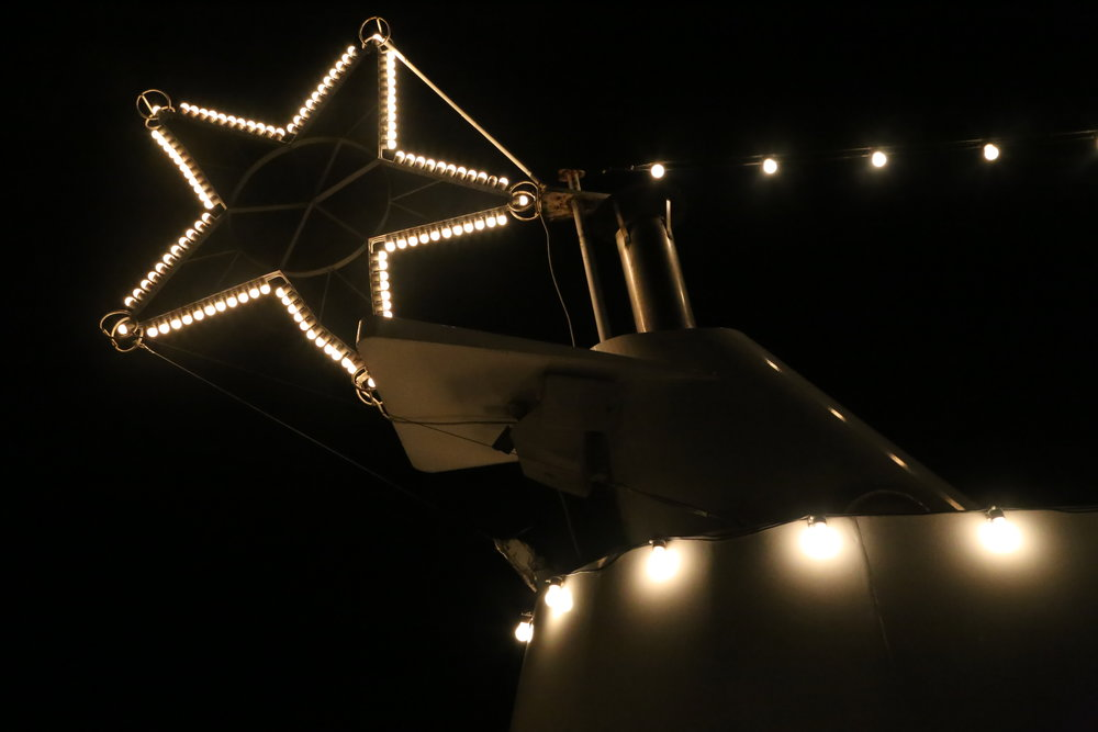 christmas ships finding the extraordinary in the ordinary - Argosy Christmas Ships 2014