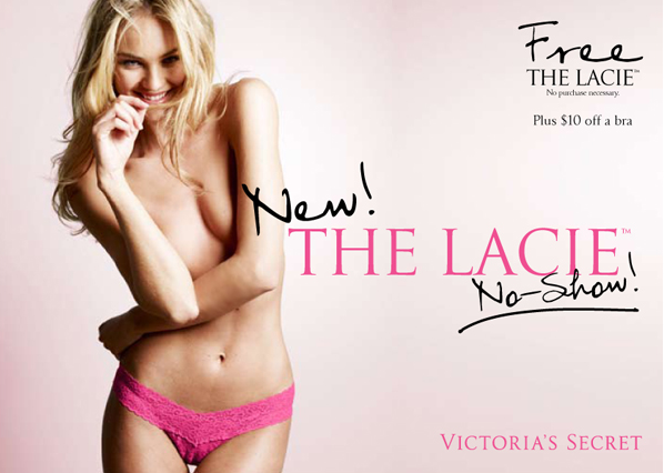 """The Lacie"" for Victoria's Secret"