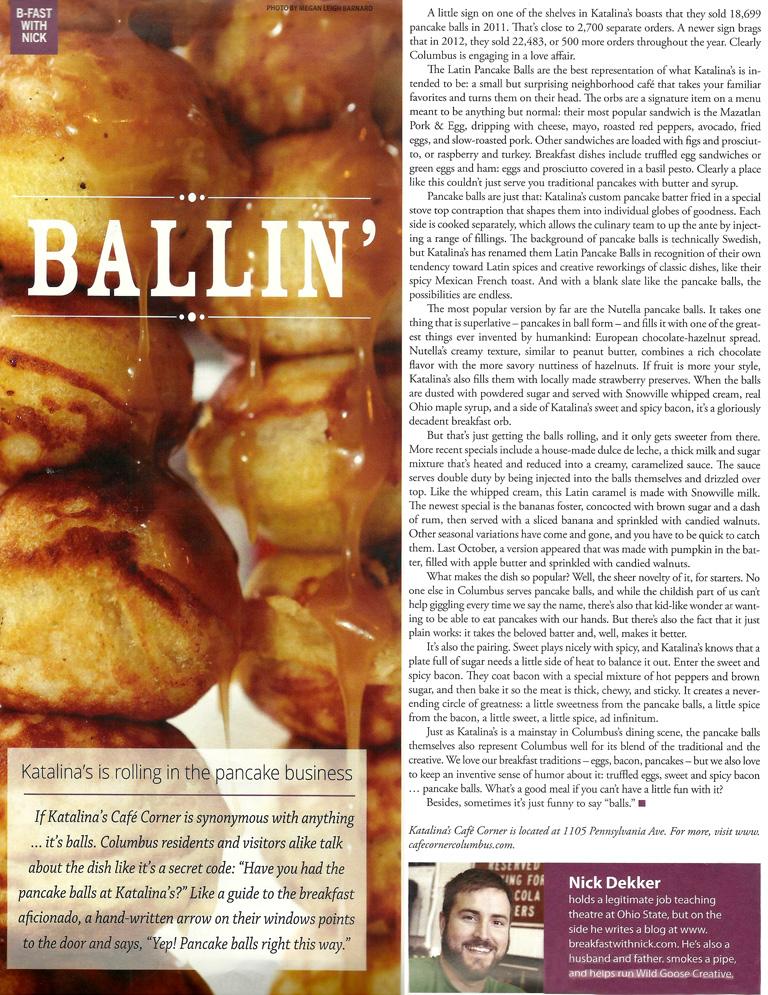(614) Magazine, January 2013