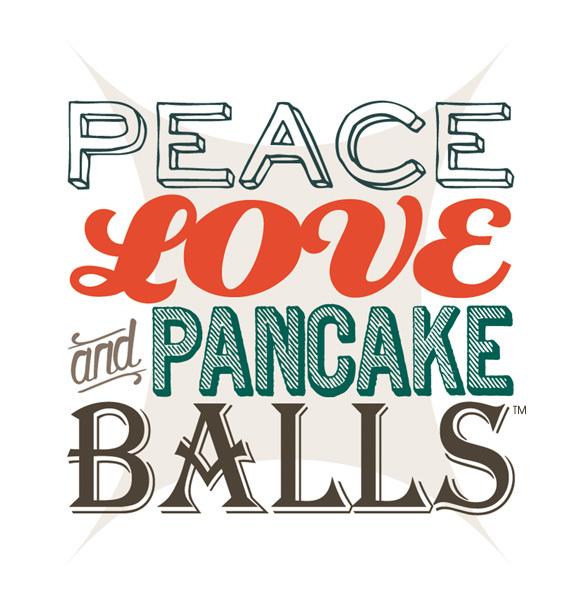 "Katalina's ""Peace, Love & Pancake Balls"" 2013"