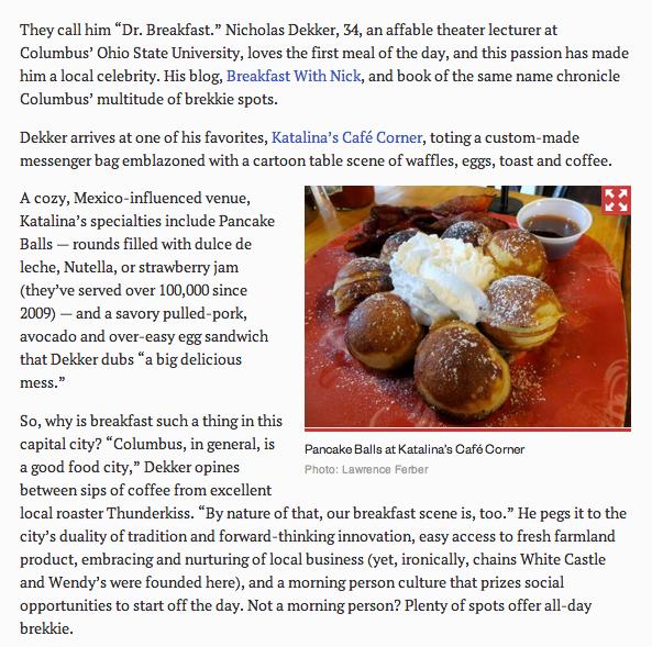 The New York Post (Excerpt)