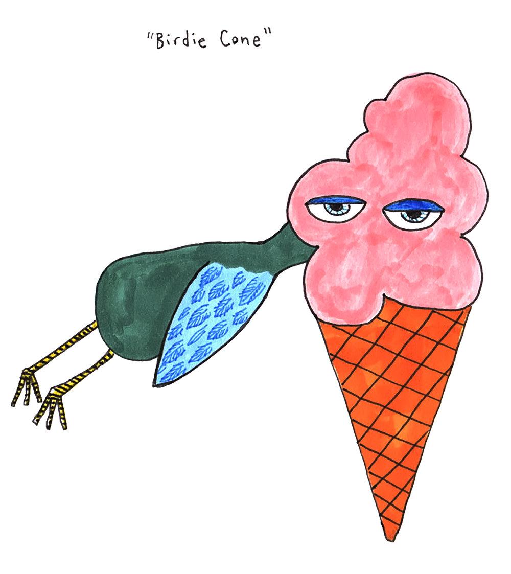 Birdie Cone.jpg