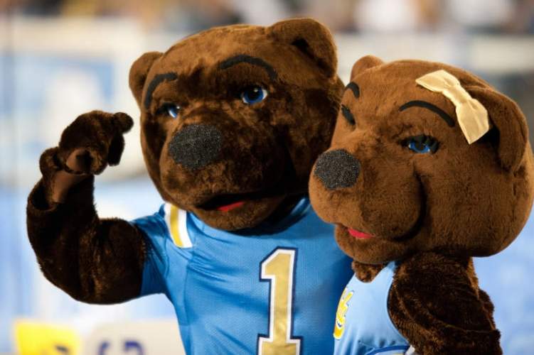 university of california mascots ranked by dan is this a thing