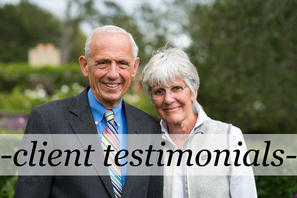Presidio Painting Client Testimonials
