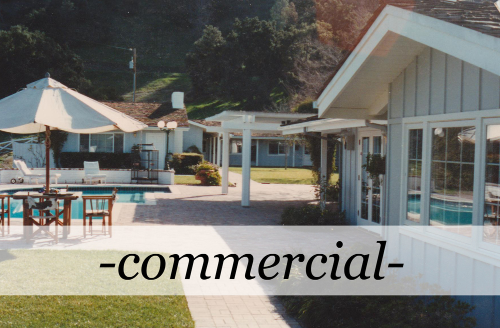 Commercial Painting Services for Santa Barbara County