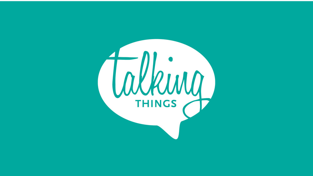 Logo for the 'Talking Things Toolkit'