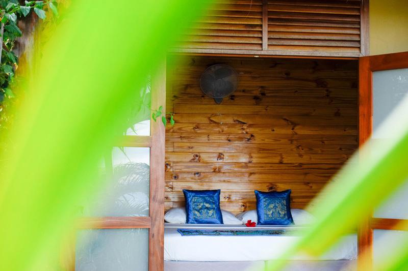 Habitacion con Patio Privado y Vistas a la Laguna -