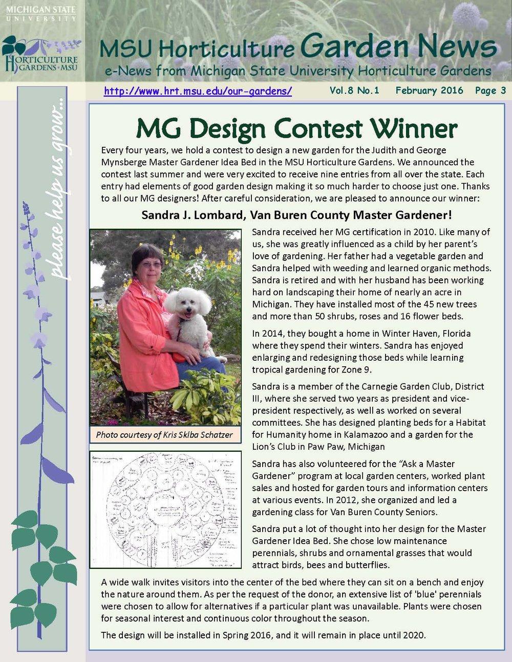mg news u2014 michigan master gardener association inc