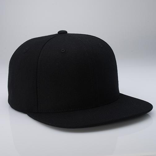 i51 - Black Custom Snapback