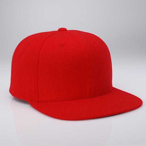 i51 - Red Custom Snapback