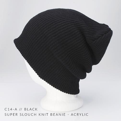 c14-A // BLACK