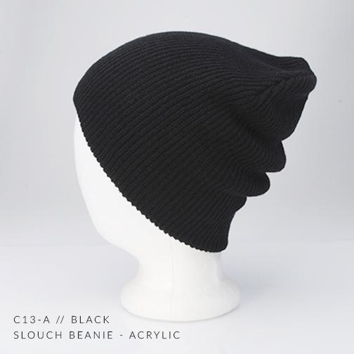 c13-A // BLACK