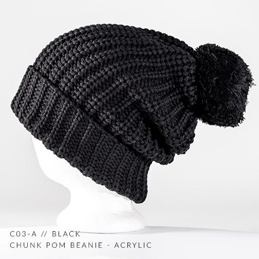 C03-A // BLACK