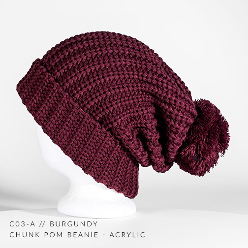 C03-A // BURGUNDY